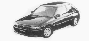 Mazda Familia 3 Doors HB INTER PLAY R 1993 г.