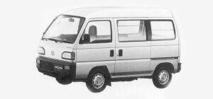 Honda Acty VAN PRO-T 1993 г.