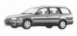 Nissan Avenir WAGON TYPE si: DIESEL TURBO 1993 г.