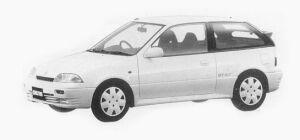 Suzuki Cultus GT-i 1993 г.