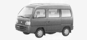 Honda Street Xi 4WD 1993 г.