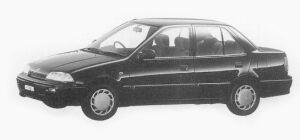 Suzuki Cultus 1500 1993 г.