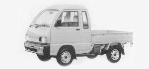 Daihatsu Hijet JAMBO 4WD 1993 г.