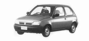 Nissan March 3 doors 1000i z 1993 г.