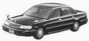 Mitsubishi Debonair EXACTIVE III 1993 г.