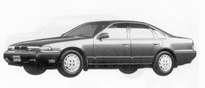 Nissan Cefiro 25SE 1992 г.