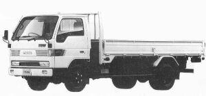Mazda Titan 2T 3.5L 4WD 1992 г.