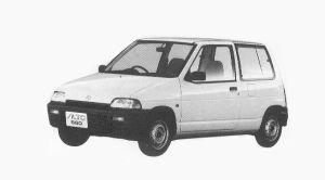 Suzuki Alto U 1992 г.