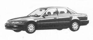 Honda Integra 4DOOR HARD TOP ESI 1992 г.