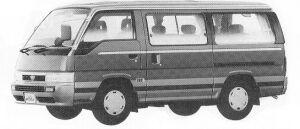 Nissan Homy COACH 2WD GT DIESEL TURBO 2700 1992 г.