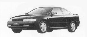 Toyota Corolla Levin GT-APEX 1992 г.