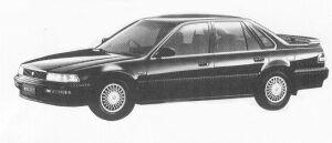 Honda Ascot 2.0SI 1992 г.