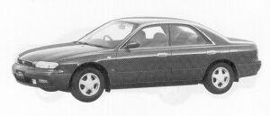Nissan Bluebird 2000ARX-G 1992 г.