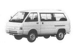 Nissan Vanette LARGO 4WD 5DOOR DIESEL 2000VX 1992 г.