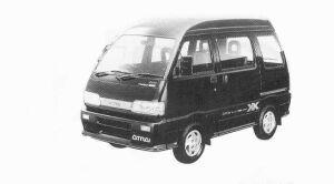 Daihatsu Atrai TURBO XX ALL TIME 4WD 1992 г.