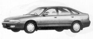 Mazda Efini MS-6 V6 1.8 TYPE G 1992 г.