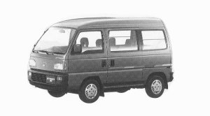 Honda Street L 1992 г.
