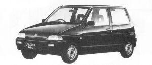 Suzuki Alto CE-P (3DOOR) 1992 г.