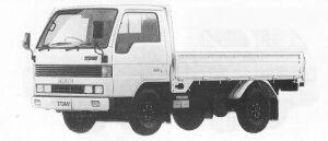 Mazda Titan 1.5T STANDARD 2500cc 1990 г.