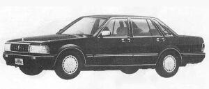 Nissan Cedric 4DOOR SEDAN V20 CLASSIC 1990 г.