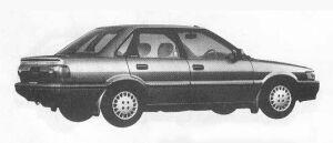 Toyota Sprinter SEDAN SALOON 1500 MX 1990 г.