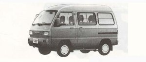Suzuki Every JOY POP 1990 г.