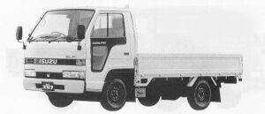 Isuzu Elf 1T FLAT LONG BODY 1990 г.