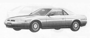 Mazda Eunos COSMO 20B TYPE-E CCS 1990 г.