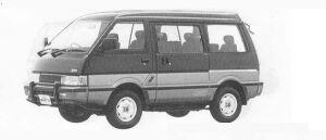 Nissan Vanette COACH 4WD EXCEL-YU DIESEL TURBO 2000 1990 г.