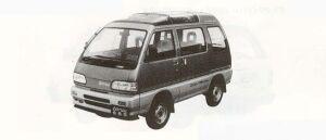 Daihatsu Atrai TURBO-FX 4WD 1990 г.