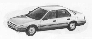 Honda Accord EX 1990 г.