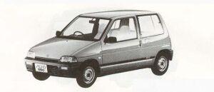 Suzuki Alto 3DOOR CE 1990 г.