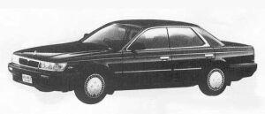 Nissan Laurel DIESEL RD28 MEDALIST 1990 г.