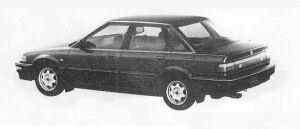Honda Concerto 4DOOR JX-I (4WD) 1990 г.