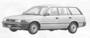 Toyota Sprinter VAN 1500XL EXTRA 1990 г.
