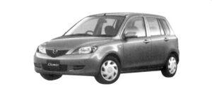 Mazda Demio 1500 Casual e-4WD 2004 г.