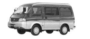 Mazda Bongo VAN Low Floor, 4WD, Hight Roof, 2/5-seater,1800 Gasoline,4Door,GL Super 2004 г.