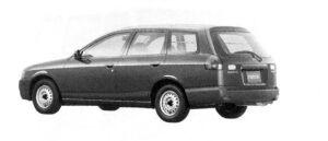 Mazda Familia VAN 1500 DOHC XL 2004 г.
