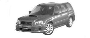Subaru Forester STi  Version 2004 г.