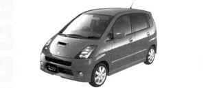 Suzuki Mr Wagon Sport 2004 г.