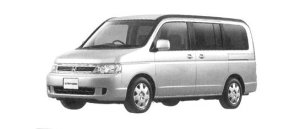Honda Step Wagon G FF 2004 г.