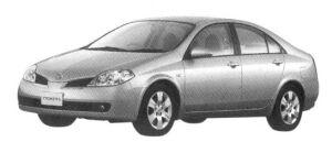 Nissan Primera 20G 2004 г.