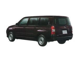 Toyota Probox GL (1.5L 2WD) 2020 г.