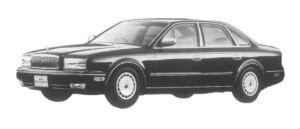 Nissan President JS TYPE G 1997 г.