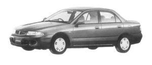 Mitsubishi Carisma LX 1997 г.