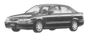 Mazda Capella Li 1997 г.