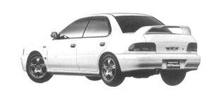 SUBARU IMPREZA 1997 г.