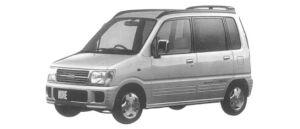 Daihatsu Move CUSTOM 1997 г.