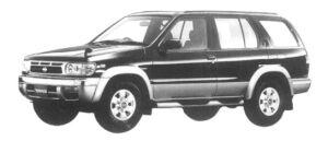 Nissan Terrano V6-3300 GASOLINE WIDE RX-R 1997 г.