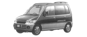 Daihatsu Move Z4 1997 г.